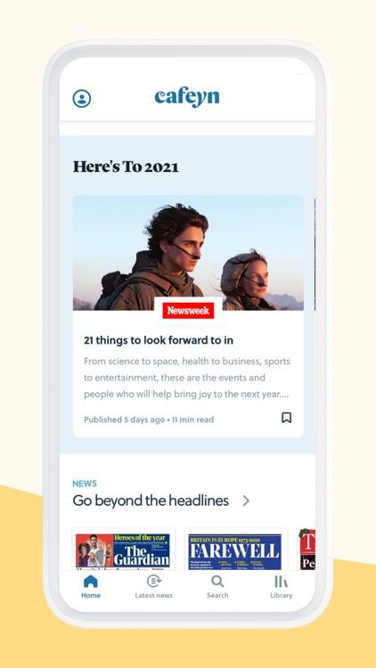CAFEYN – News and magazine