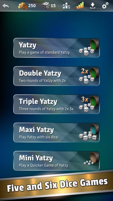 Screen Shot Yatzy Dice Master 4