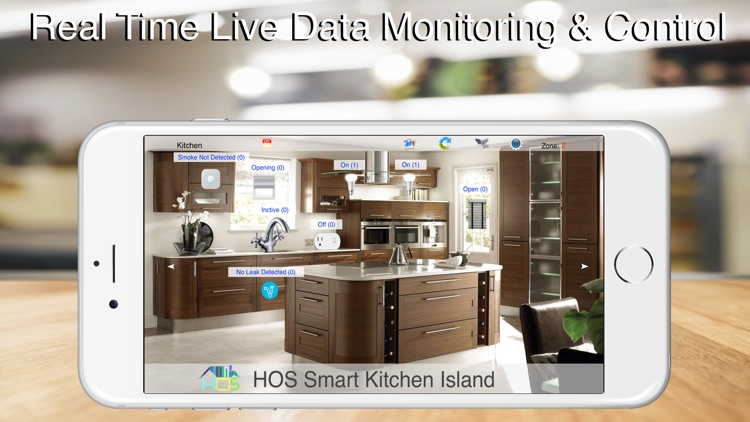 HOS Smart Home Operator Live screenshot-2