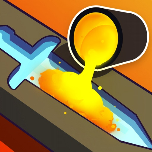 Blade Forge 3D free software for iPhone and iPad
