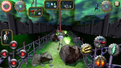Screenshot from Otto Matic