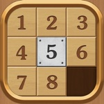 Number Puzzle: Wood Block 3D