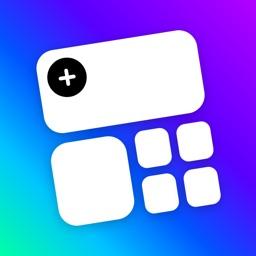 Custom Colorful Widget Maker