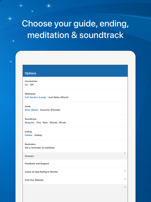 Complete Relaxation: Guided Meditation for a Happy, Stress Free Life screenshot