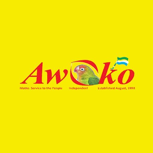 Awoko E-News paper icon