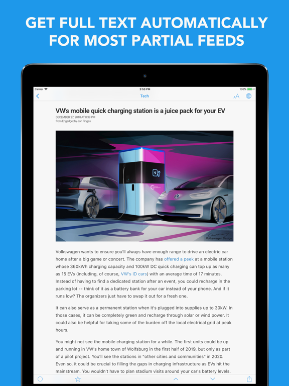 Newsify: RSS Reader   App Price Drops