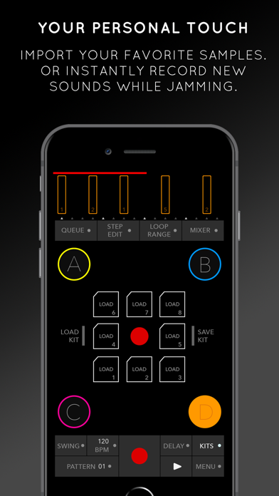 Triqtraq - Jam Sequencer