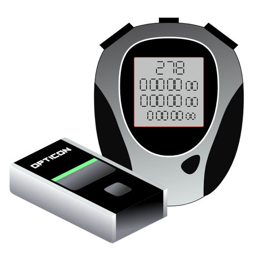 Scanner & Stopwatch