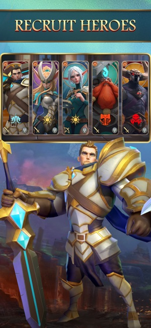 Mod Game Mobile Royale: Kingdom Defense for iOS