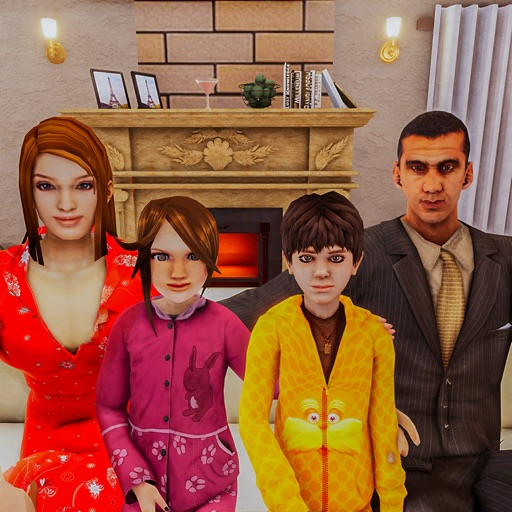 Real Mother Sim - Dream Family iOS App