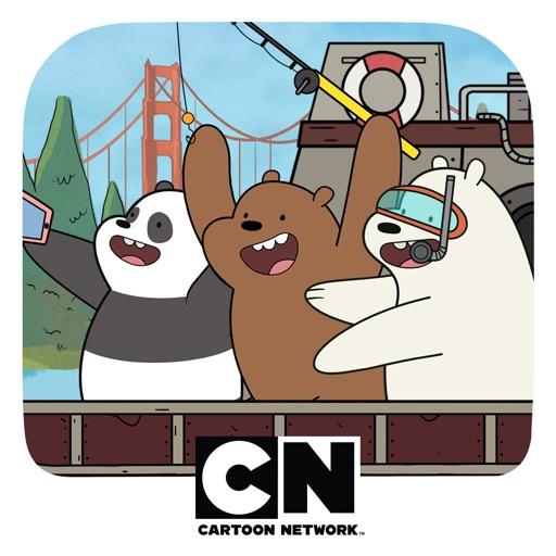 We Bare Bears Безумная Рыбалка