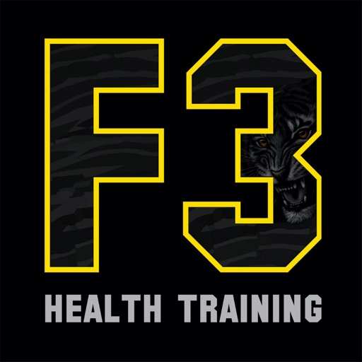 F3 Health Training icon