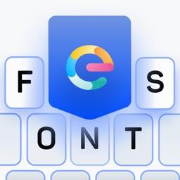 Fonts Keyboard, Emoji: eFonts