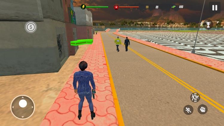 Gangster Car Thief in Rio City screenshot-4