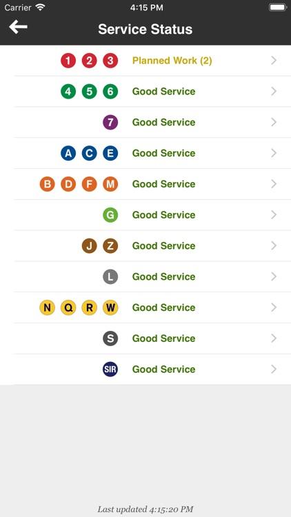 Underway NYC screenshot-5