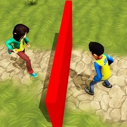 Peekaboo - Virtual Hide-n-Seek