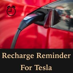 Recharge Reminder For Tesla