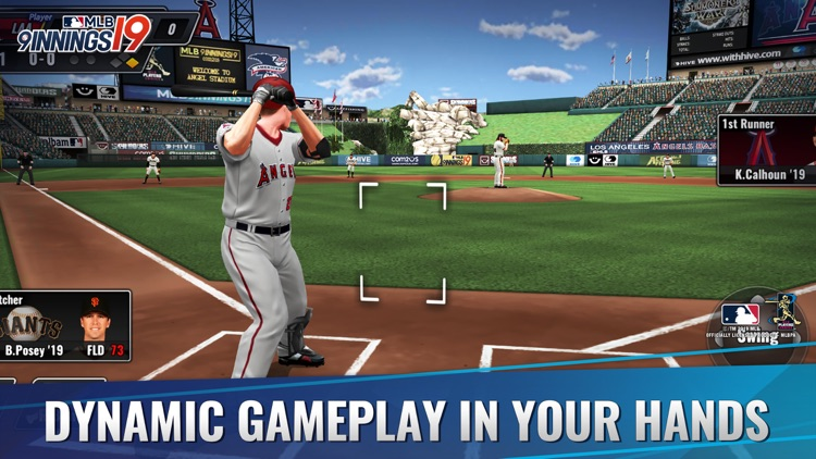 MLB 9 Innings 19 screenshot-3