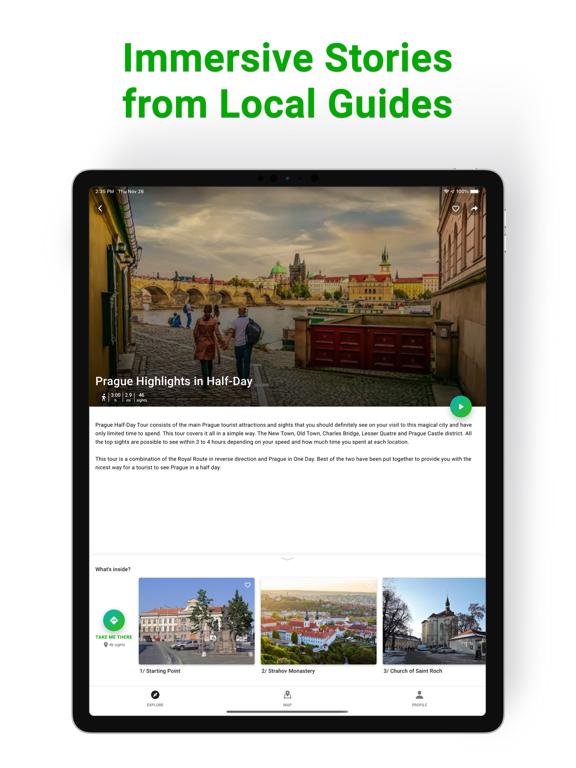 SmartGuide travel guide & mapのおすすめ画像3