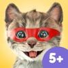 小さな子猫の冒険 - iPhoneアプリ