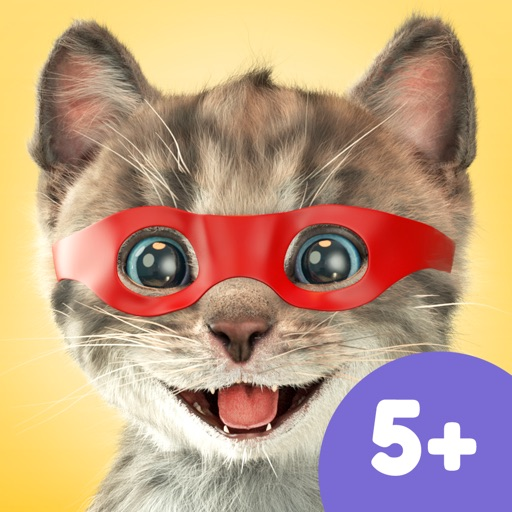 Little Kitten Adventures image