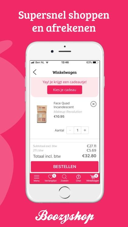 Boozyshop   België screenshot-4