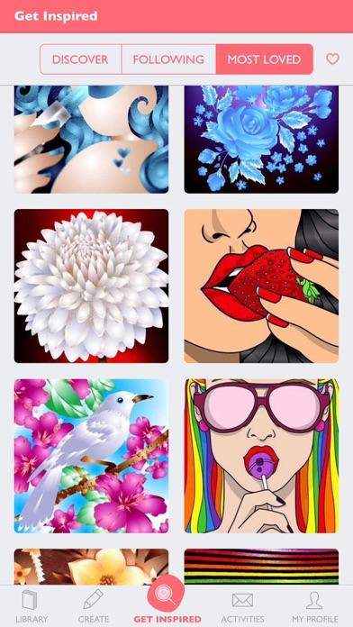 download Colorfy: Jeux de Coloriage apps 3