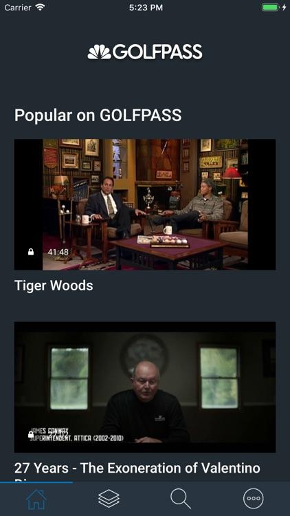 GOLFPASS Video