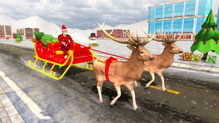 Santa Clause Gift Delivery screenshot-4
