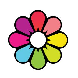 Ícone do app Recolor: Livro de Colorir