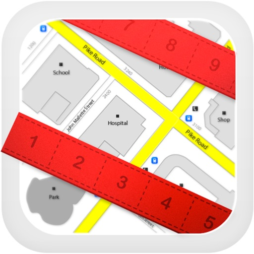 Planimeter Pro for map measure download