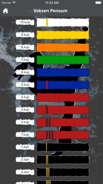 E-Dojang screenshot two