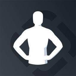 Ícone do app Runtastic Results: Exercícios