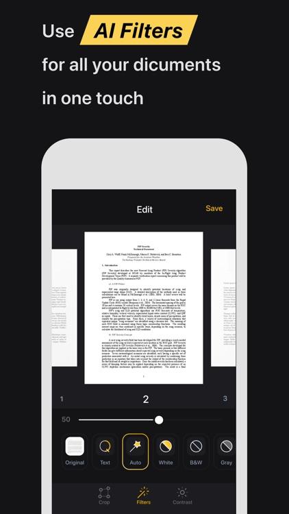 TuboScan: Smart Scanner-App screenshot-6
