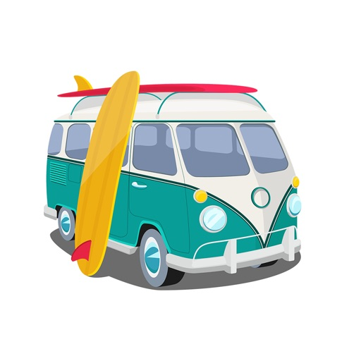 Van Life - GIFs & Stickers