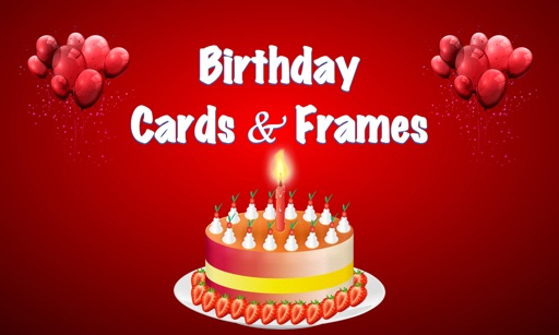 Birthday Cards & Photo Frames