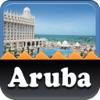 Aruba Island Map Travel Guide