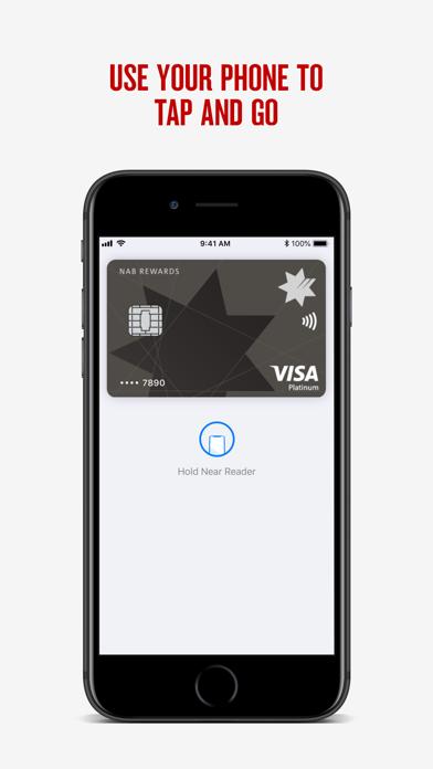 NAB Mobile BankingScreenshot of 4