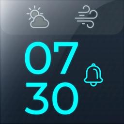 Clox - Alarm Clock & Weather
