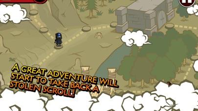 Screenshot #2 pour Ninjas - STOLEN SCROLLS