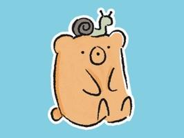A BUNCHABEARS Stickers