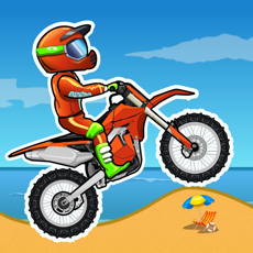 ‎Moto X3M Bike Race Game