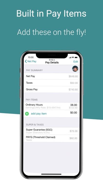 ATO Single Touch Payroll (STP) screenshot-3