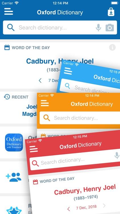 Oxford Bible Dictionary screenshot-4