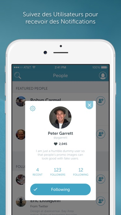 messages.download Periscope software