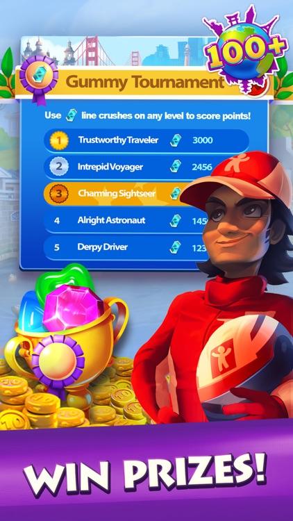 Gummy Drop! Match 3 Puzzles screenshot-5