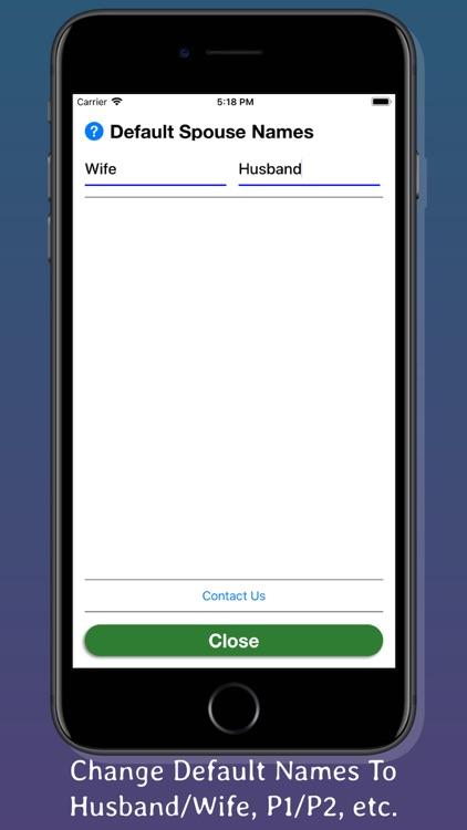 Va. Spousal Support screenshot-5