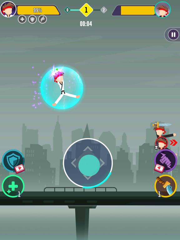 Stickman Battle screenshot 17