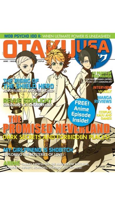 Otaku USA Magazineのおすすめ画像5