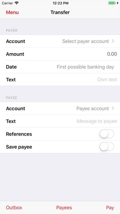 Mobilbank Lån & Spar Bank screenshot-3